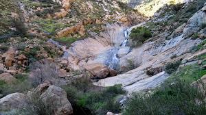 Three Sisters Springs Map Three Sisters Falls Modern Hiker