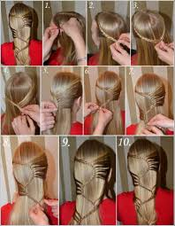 easy hairstyles step by step for girls amazing u2013 wodip com
