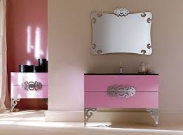 Pink Bathroom Vanity 15 Examples Of Modern And Beautiful Pink Furniture And Furnishings