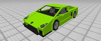 lamborghini sports cars sports car lamborghini add on minecraft pe mods addons