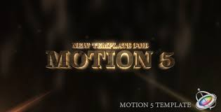 Motion 5 Templates free apple motion template 20 best apple motion templates and