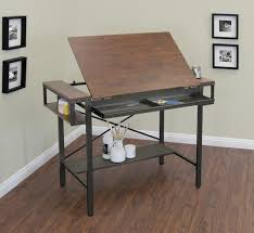 Drafting Craft Table Traditional Drafting Table Craft Station By Artist S Loft 47 5