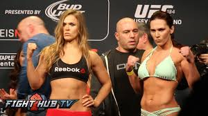cat alpha zingano mma stats pictures news videos ronda rousey vs cat zingano full video ufc 184 full weigh in