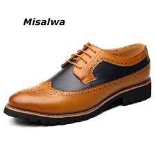 wedding shoes for men men brogue formal shoes low top mens wedding shoes fashion