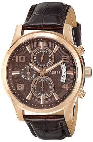 bracelet guess homme images Guess gents watch chronograph xl leather w0076g4 quartz guess jpg