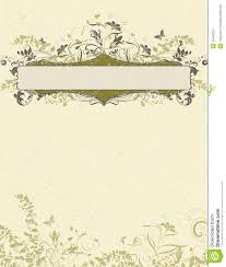 Wedding Invitation Card Design Template Card Design Ideas Wonderful Simple Cream Background Plant Sign