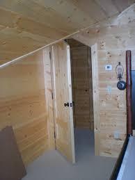 dormer door u0026 vertical sliding door in dormer looking like a wall