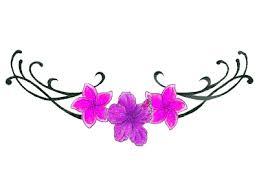 flower wrist tattoo flower wrist tattoo design pink purple u2026 flickr