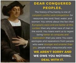 Christopher Columbus Memes - pick your battles wisely or why columbus day is no hill to die on