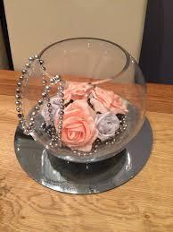 180 best wedding fish bowl centerpieces images on pinterest