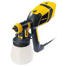 shop wagner control spray 250 handheld hvlp paint sprayer at lowes com