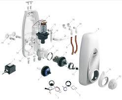 aqualisa aquastream thermostatic u0026 manual post 1997 shower