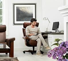 Stressless office chair  Provide for the comfort in the office
