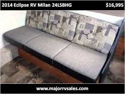 Used Rv Sofa by 2014 Eclipse Rv Milan 24lsbhg New And Used Rv Sales Hesperia Ca