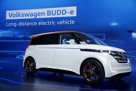 volkswagen electric car electric volkswagen concept to be revealed in paris