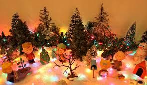 charlie brown christmas lights charlie brown christmas scene 2009 charlie brown christmas flickr