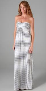 splendid chambray stripe maxi dress shopbop