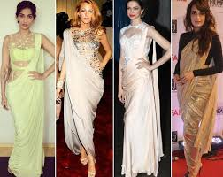 saree draping new styles the best saree draping styles for skinny women lifestyle