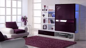 great purple and grey living room decorating ideas modern living