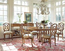 stanley dining room sets tour marais dining set by stanley furniture stanley dining room