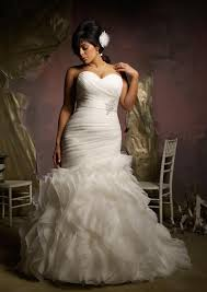 plus size fit and flare wedding dress fit and flare white julietta plus size beaded wedding dress