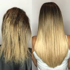 bonding extensions keratin tip great lengths hair extensions cold fusion bonded hair