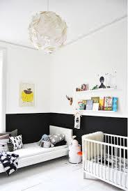 chambre enfant noir et blanc du noir dans une chambre d enfant oui c est possible marchand