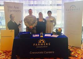 farmers attended the armed fo farmers insurance office