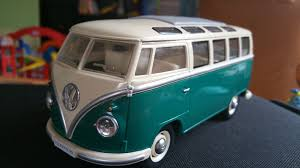 green volkswagen van babytvabc123 volkswagen van toys for little boys toddler kids
