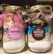 jar baby shower ideas cookie jar mix quart size baby shower ideas