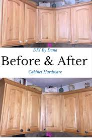 do it yourself kitchen cabinet knobs how to replace kitchen cabinet hardware diy tutorial