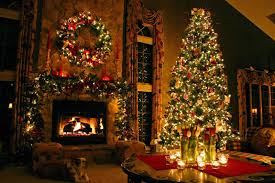 beautifully decorated christmas trees 5611