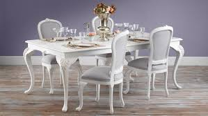 French Style Vintage  Shabby Chic Furniture Crown French Furniture - French dining room sets