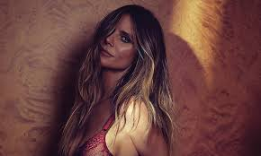 what face shape heidi klum heidi klum on modelling lingerie at age 44 what do we have an