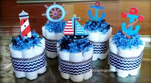 nautical baby shower centerpieces ideas image collections craft