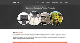 free templates for business websites free website templates psd files