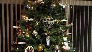 2014 star trek nerd tree with 1991 enterprise youtube