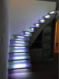 ruban led cuisine escalier ruban led rgb boulevard des leds