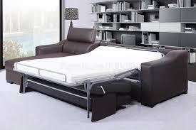 Modern Sleeper Sofa Mono Modern Sleeper Sofa Single Cushion Sofa - Sleeper sofa modern design