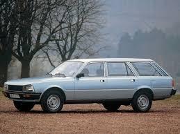 peugeot estate cars top 3 80s load luggers diesel car magazine
