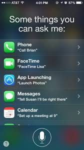 get a list of siri commands directly from siri