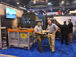 Otc Floor Crane by Offshore Technology Conference Otc U2013 Tiger Offshore Rentals