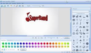 band logo designer make band logos make band logos with sothink logo maker