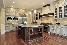 Delighful Kitchen Backsplash Cream Cabinets With E Throughout - Kitchen backsplash ideas with cream cabinets
