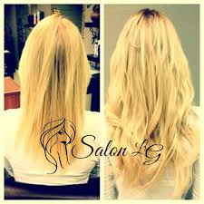 beautiful length volume and thickness with easi lengths tape ins