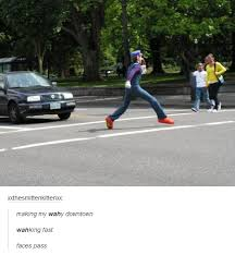 Making My Way Downtown Meme - making my wahy downtown waluigi know your meme