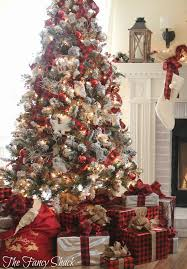 Country Decorations For Christmas Tree by 1122 Best Christmas Trees Images On Pinterest Christmas Time