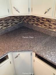 granite countertop typical cabinet widths temporary backsplash