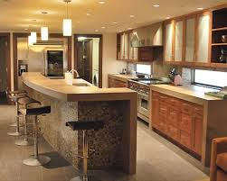 Kitchen Island Wall 7 Best Images About Tile On Pinterest Bar Areas Modern Kitchen