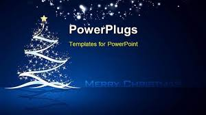 free star powerpoint template powerpoint template christmas tree